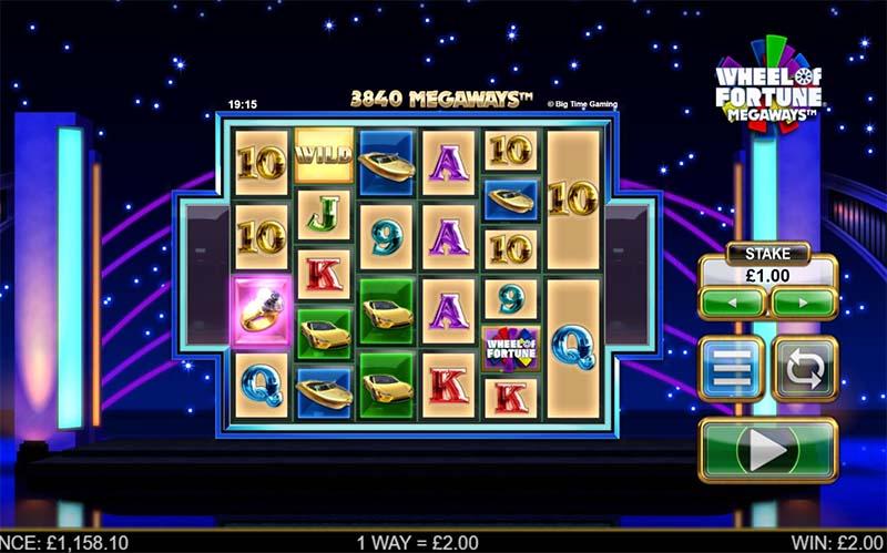 Vil nye Wheel of Fortune Megaways fra IGT og Big Time Gaming innfri forventningene Screenshot - CasinoTopp
