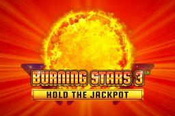 Wazdan upper gamet med sin nye Burning Stars 3