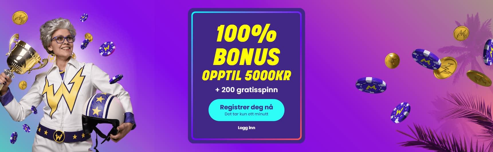 Wildz Casino Content Images 01 - Norway CasinoTopp