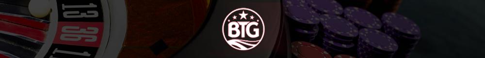 Big Time Gaming Banner