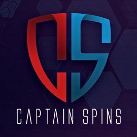 CaptainSpins Casino Logo