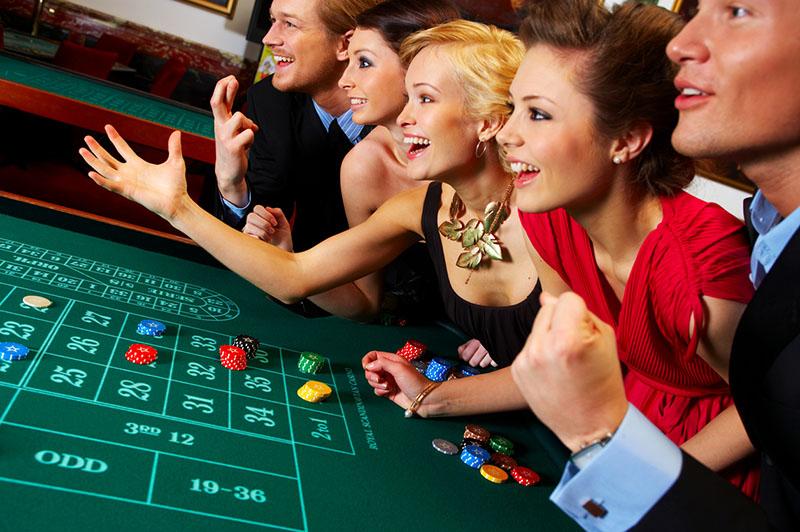 Hampir 40% pemain kasino online adalah wanita