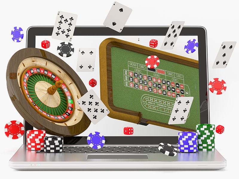 Online casino er den raskest voksende bransjen i verden