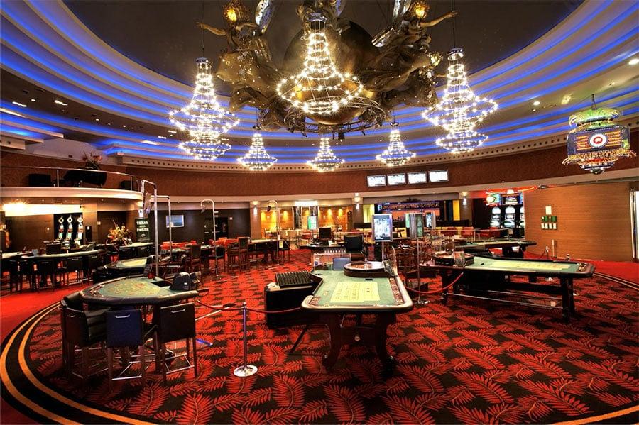 På Gran Canaria kan du spille i et ekte casino | CasinoTopp