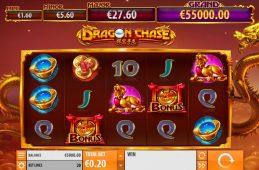 Dragon Chase Slot