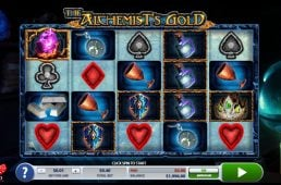 The Alchemist's Gold 2 By 2 Gaming | CASINOTOPP