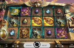 Coins Of Egypt Spelautomater | CASINOTOPP