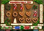 Gingerbread Joy | CASINOTOPP