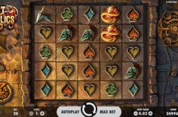 Lost Relics Spelautomater | CASINOTOPP