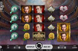Universal Monsters: The Phantom's Curse Spelautomater | CASINOTOPP