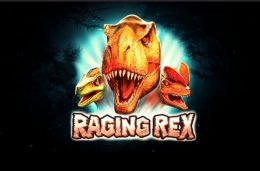 Bege dig tillbaka till dinosauriernas tid med sloten Raging Rex