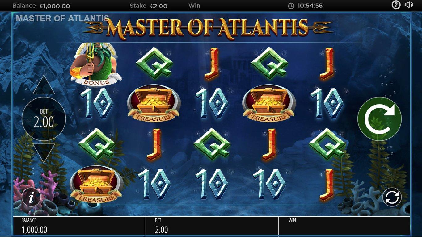 Master of Atlantis - Screenshot 2 | CasinoTopp