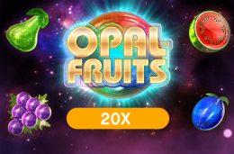 LeoVegas delar ut 20 free spins på nya Opal Fruits