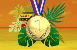 Lucky Casinos sommarturneringar fortsätter