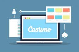 Casumo har uppdaterat sajten med en ny design - Sweden CasinoTop Thumbnail