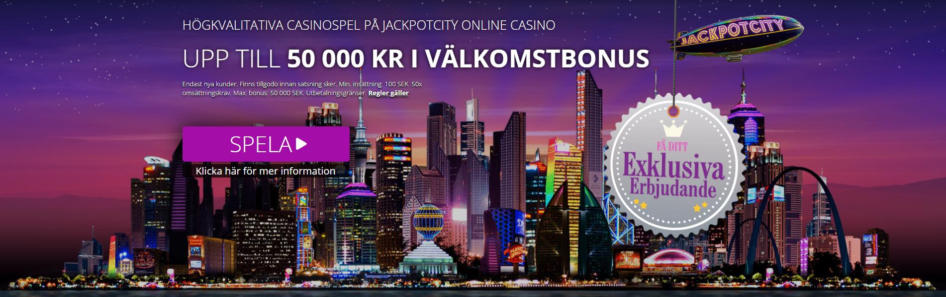 JackpotCity Casino Content Images - Sweden CasinoTop