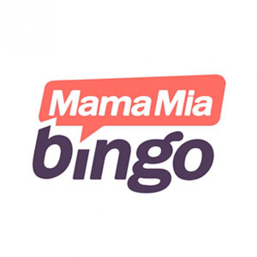 Mama Mia Bingo Casino Logo