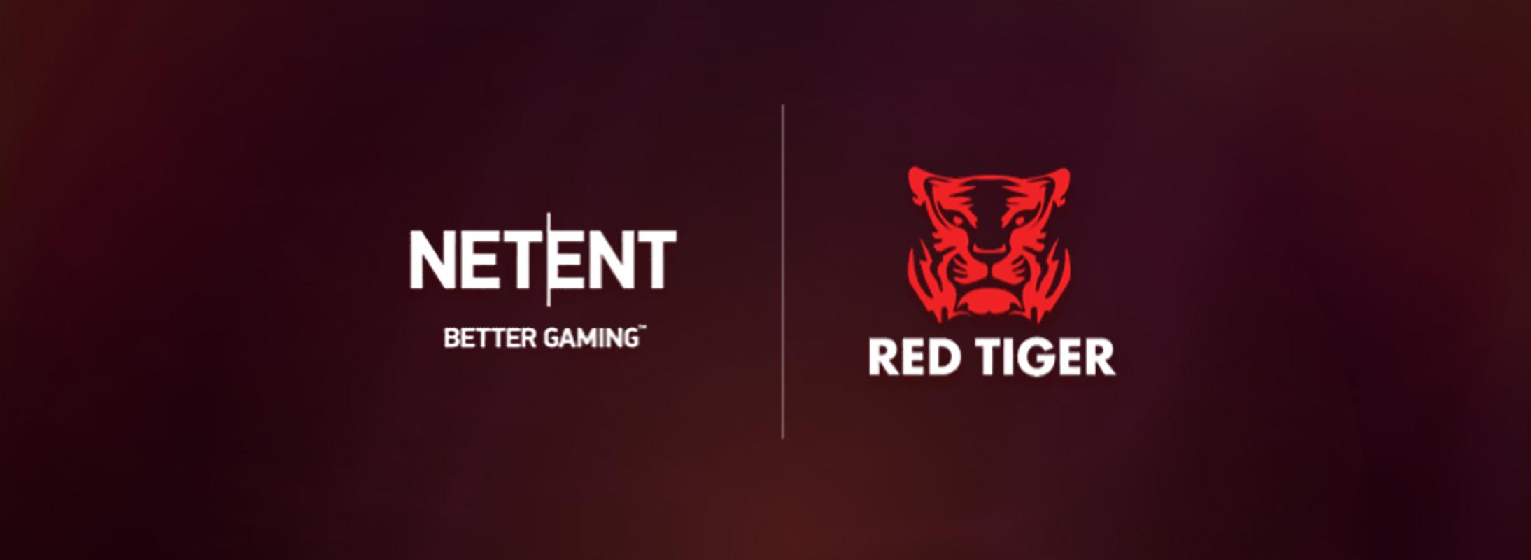 NetEnt köper upp Red Tiger Gaming - Sweden CasinoTop Banner