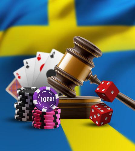 Ar det lagligt att spela pa casino utan licens i Sverige