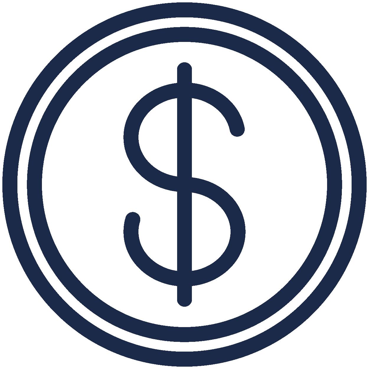 Avgifter icon