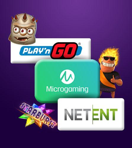 Forstklassiga spelutvecklare pa casinosidor online image