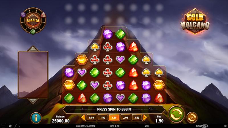 Gold Volcano – Play'n GO - CasinoTopp