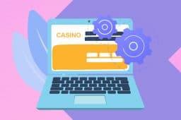 Hur fungerar ett online casino?