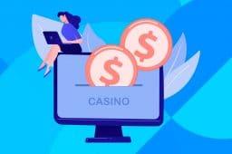 Insättningar på online casino