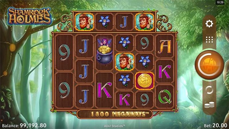 Microgamings nya slots 2021 Screenshot01 - CasinoTopp