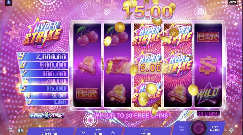 Microgamings nya slots 2021 Screenshot05 - CasinoTopp