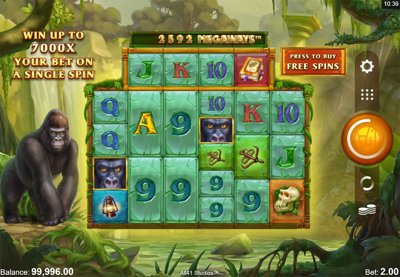 Microgamings nya slots 2021 Screenshot07 - CasinoTopp