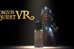 NetEnts favorit Gonzo's Quest är uppgraderad med Virtual Reality