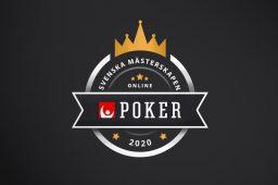 Poker-SM 2020 har dragit igång hos Svenska Spel