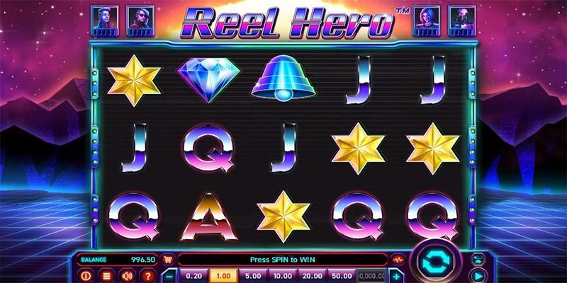 Reel Hero - Wazdan - CasinoTop