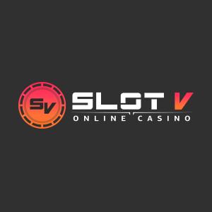 SlotV Casino Logo