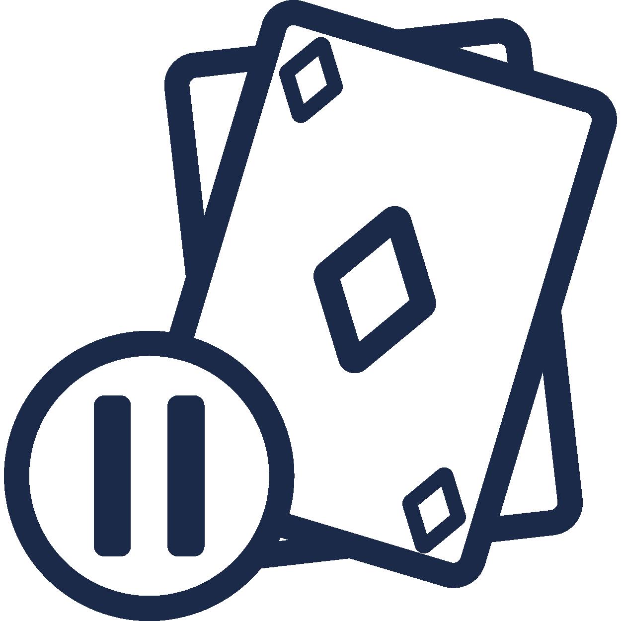 Spelpaus icon
