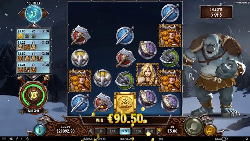 Troll Hunters 2 – Play'n GO - CasinoTopp