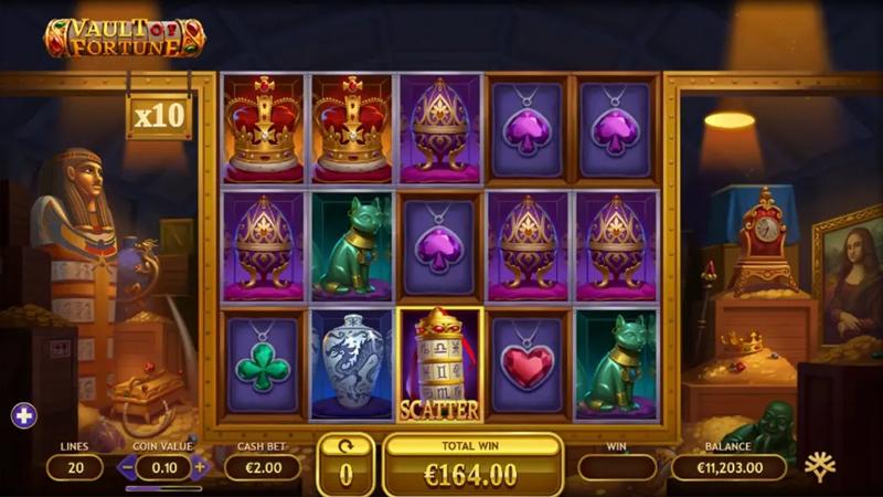 Vault of Fortune – Yggdrasil - CasinoTopp