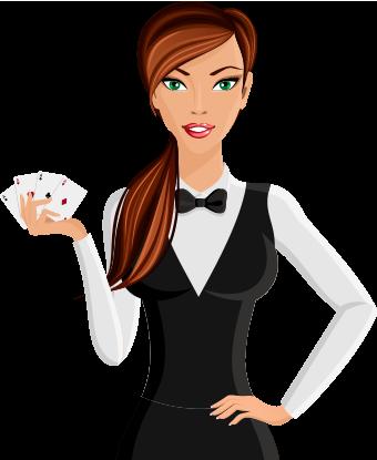 casinotopp-girl-mascot image