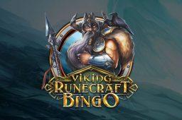 Populära Viking Runecraft lanseras i bingoversion med jackpott