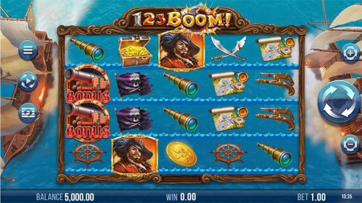 123 Boom Slot Screenshot - CasinoTop