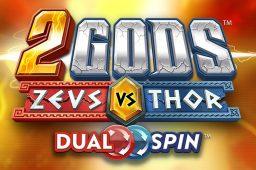 2 Gods Zeus Vs. Thor
