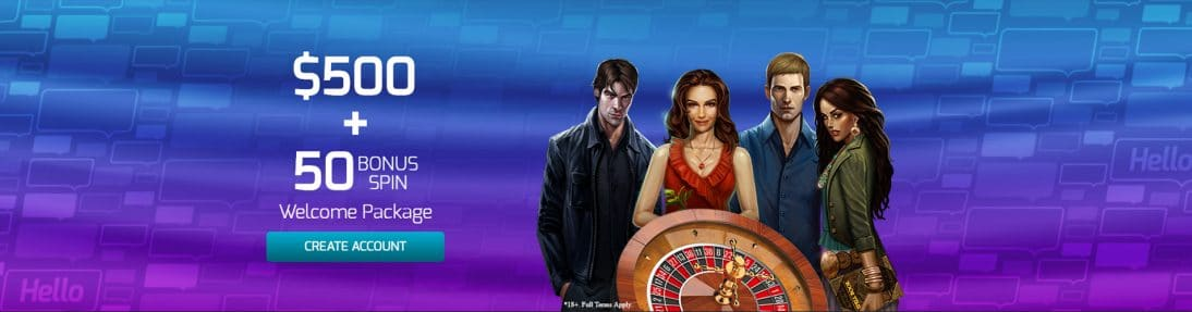 Hello Casino Bonus