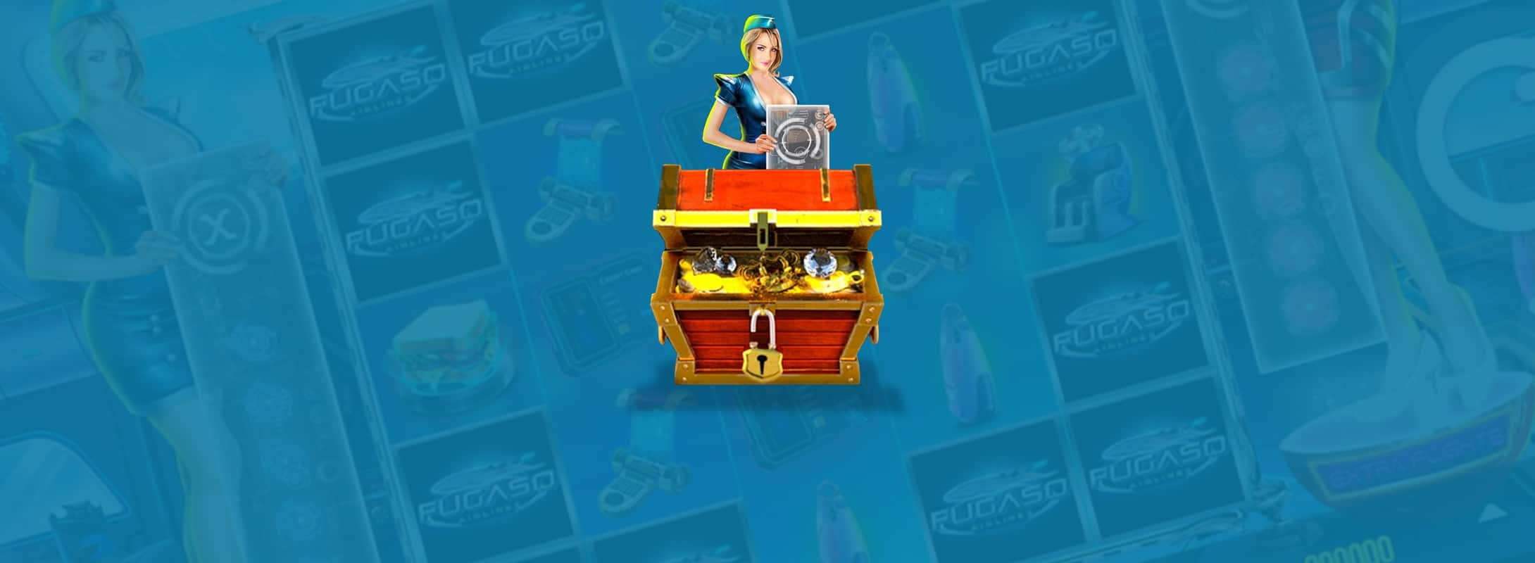 Jackpot Frenzy As New Slot Fugaso Airlines Drops Twice!