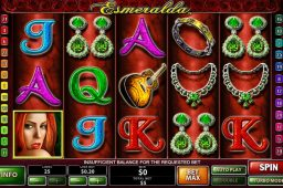 Esmeralda Slot