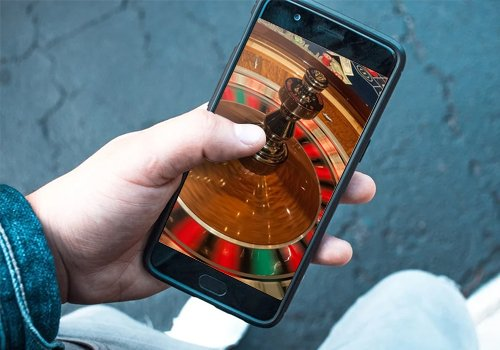 3D Roulette Mobile Play