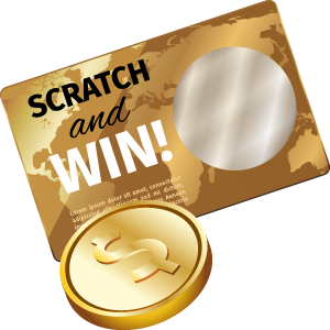 All About Scratch cards