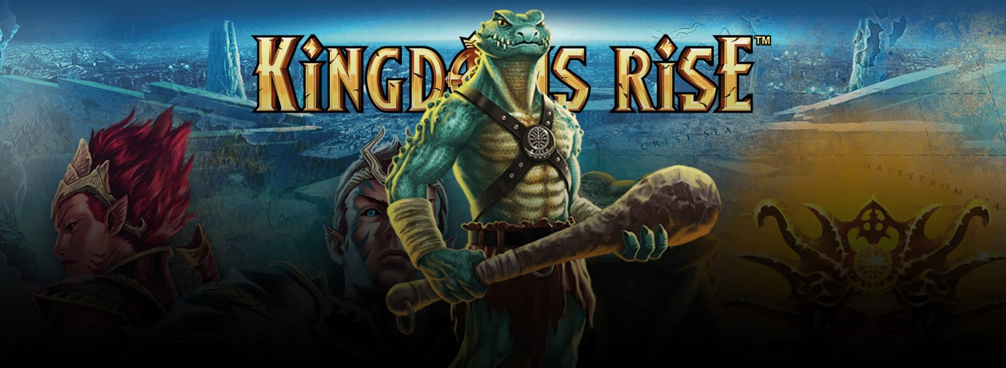 BGO Is Offering A Million Free Spins on Kingdoms Rise!