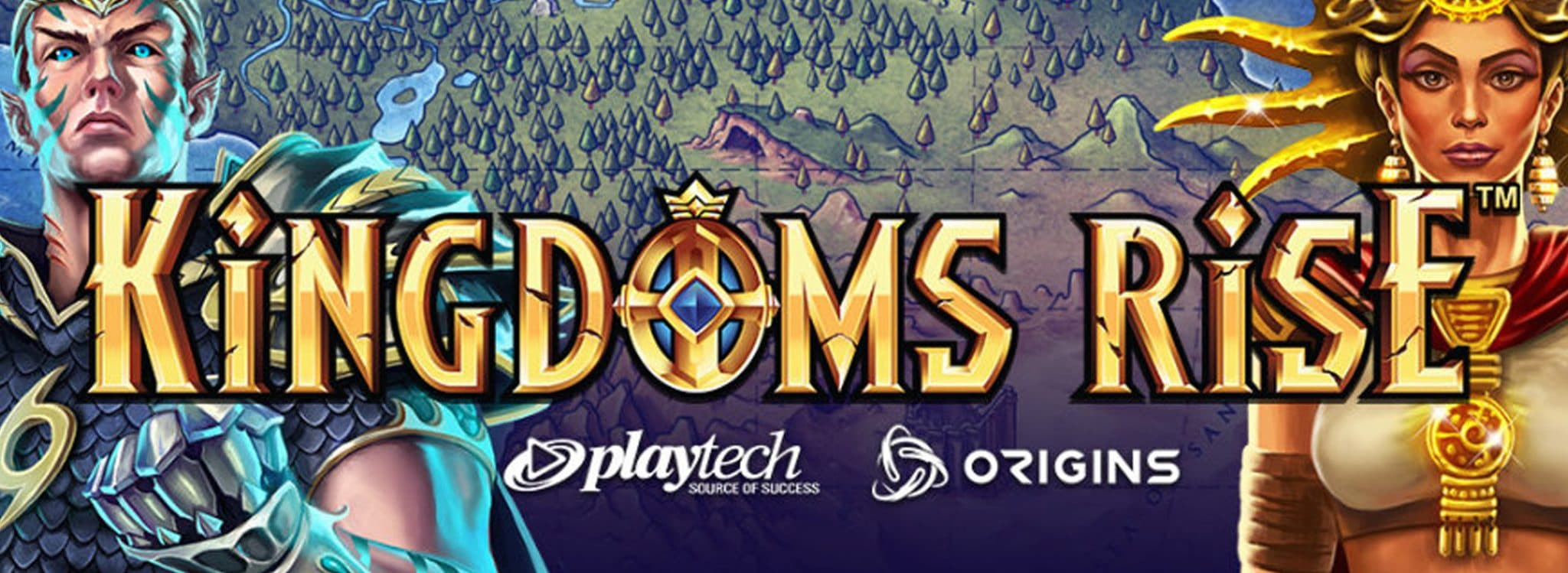 BGO Is Offering A Million Free Spins on Kingdoms Rise! element01 - CasinoTop