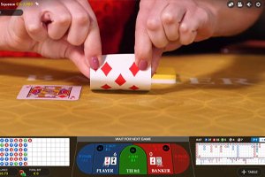 Baccarat Squeeze image